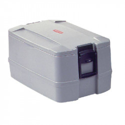 Conteneur isotherme platine Catermax RUBBERMAID - 52 L