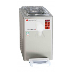 Machine à chantilly avec portionneur professionnelle TECHNITALIA - 5 L