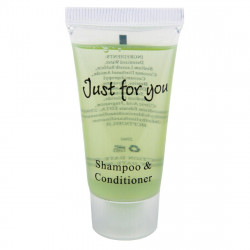Shampoing / après-shampoing 20 ml Just for you - Lot de 100