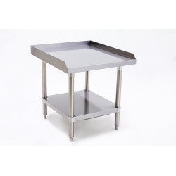 Table support inox ATOSA 615 mm