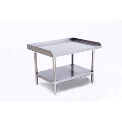 Table support inox ATOSA 915 mm