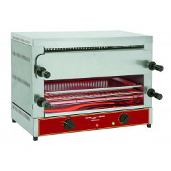 Toaster professionnel gastro norm 2 niveaux ROLLER GRILL