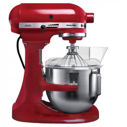 Batteur professionnel rouge 4,8 L KITCHENAID K5