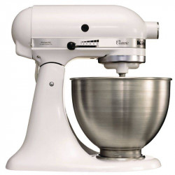 Batteur professionnel blanc 4,28 L KITCHENAID K45