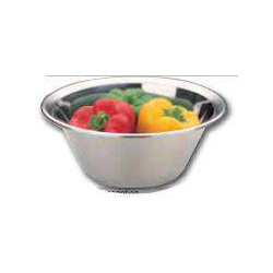 Bassine tout usage en inox VOGUE professionnelle - 203 mm de diamètre