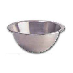 Bassine cul de poule en inox professionnelle BOURGEAT - Ø 400 mm