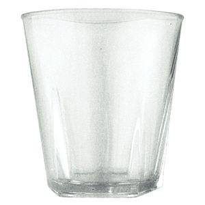 Verres américains en polycarbonate 250 ml - Lot de 36