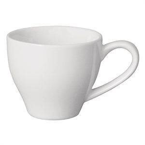Tasses à expresso en porcelaine blanches OLYMPIA 100 ml - Lot de 12