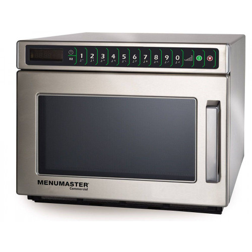 Micro-ondes professionnel digital MENUMASTER 2 magnétrons 1800 W