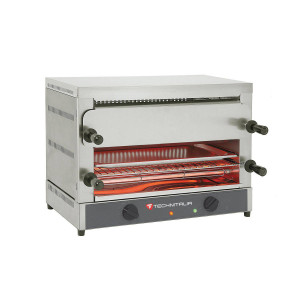 Toaster XL professionnel turbo 2 niveaux GN 1/1