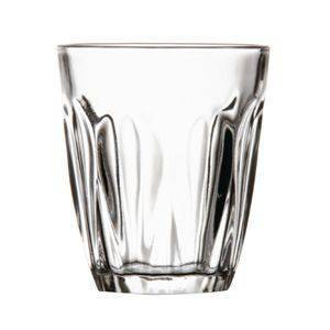 Gobelets en verre trempé 130 ml OLYMPIA - Lot de 12