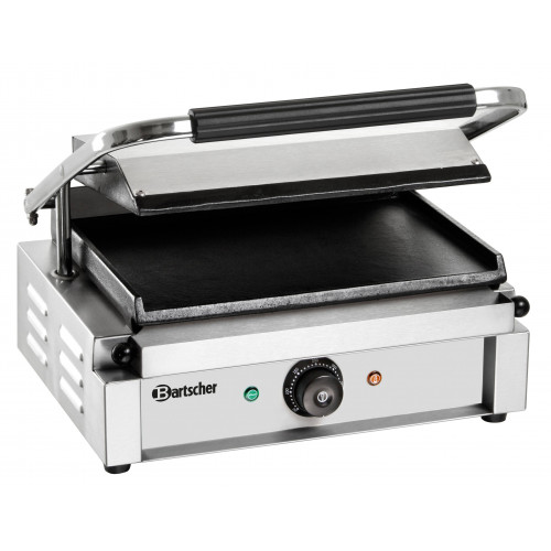 Grill contact panini professionnel BARTSCHER - Plaques lisses