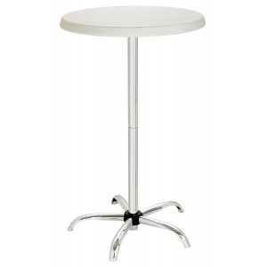 Table mange debout pliable / table d'appoint BARTSCHER