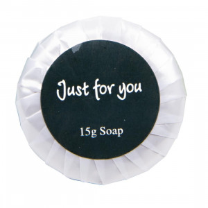 Savon 15 g Just for you - Lot de 100 Savon 15 g Just for you - Lot de 100