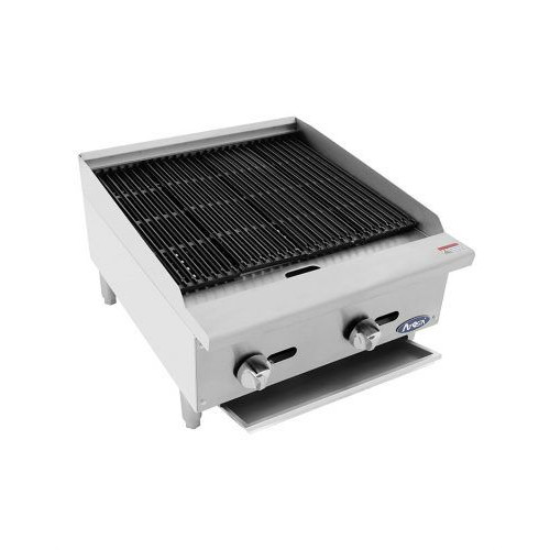 Grill charcoal gaz ATOSA - 605 x 515 mm