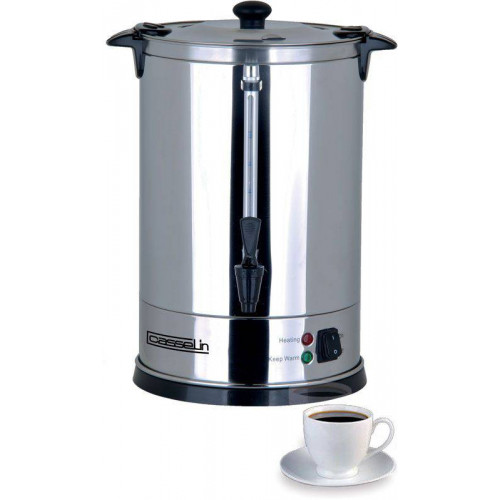 Percolateur à café professionnel 6,8 L - 48 tasses
