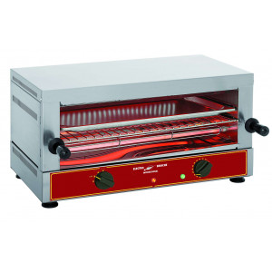 Toaster professionnel gastro norm 1 niveau ROLLER GRILL