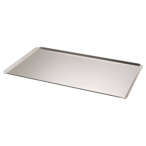 Plaque a patisserie en aluminium BOURGEAT patissiere 600 x 400 mm Plaque a patisserie en aluminium BOURGEAT patissiere 600 x 400 mm