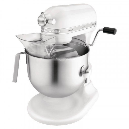 Batteur professionnel blanc 6,9 L KITCHENAID