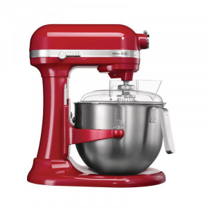 Batteur professionnel rouge 6,9 L KITCHENAID