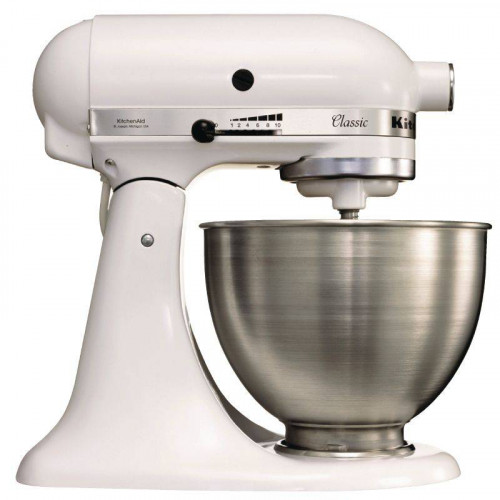 Batteur professionnel blanc 4,28 L KITCHENAID K45 Batteur professionnel blanc 4,28 L KITCHENAID K45