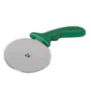 Coupe pizza professionnel en inox VOGUE - Vert Coupe pizza professionnel en inox VOGUE - Vert