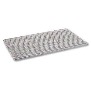 Grille de four GN 1/1 en inox professionnelle VOGUE - 530 x 325 mm
