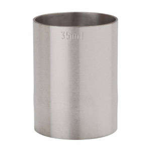 Mesure de bar professionnel en inox - 35 ml
