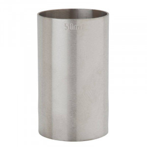 Mesure de bar professionnel en inox - 50 ml