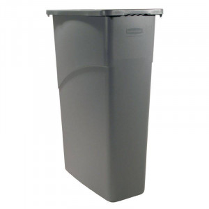 Poubelle Slim Jim professionnelle 87 L RUBBERMAID Poubelle Slim Jim professionnelle 87 L RUBBERMAID