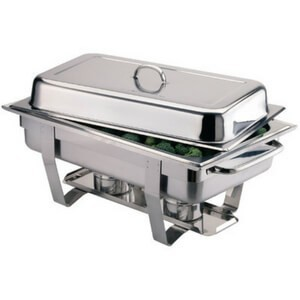 Chafing dish pour professionnels CHR