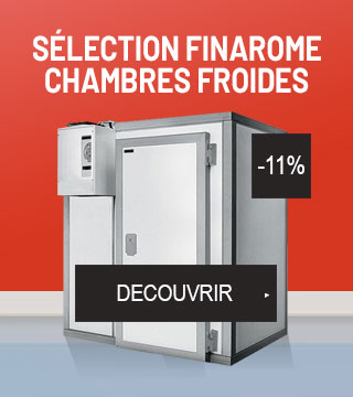 chambres froides sélection