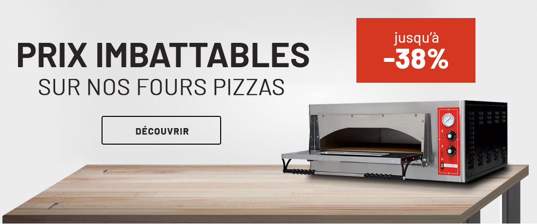 Fours à pizza finarome